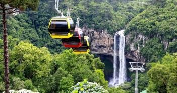 Tour Hortênsias - Bondinhos Aéreos